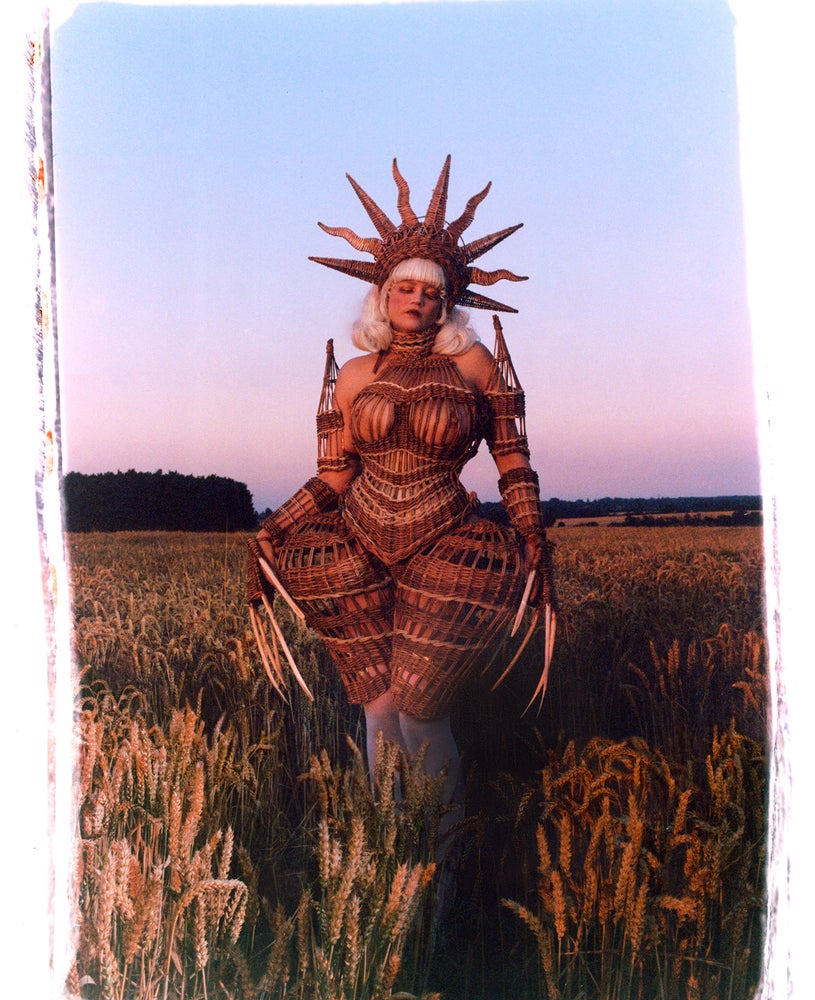 """Image of """"The WICKER WOMAN"""" SUNSET edition"""