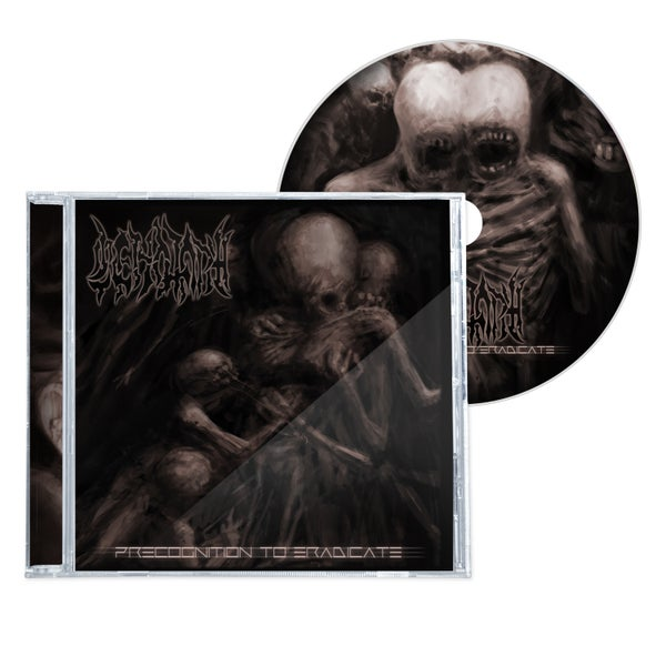 """Image of CENOTAPH """"PRECOGNITION TO ERADICATE"""" CD"""
