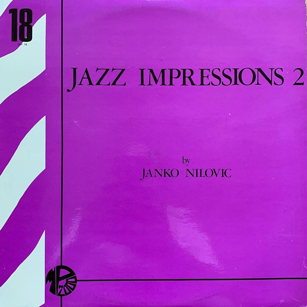 Janko Nilovic - Jazz Impressions 2 (Montparnasse 2000 - MP 18 )