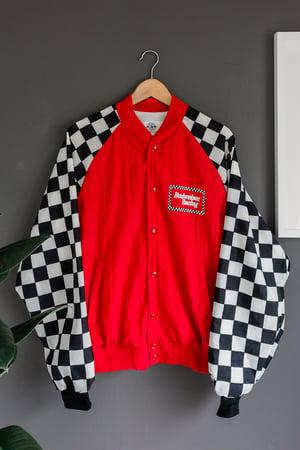 Image of Vintage 80's Budweiser Jacket