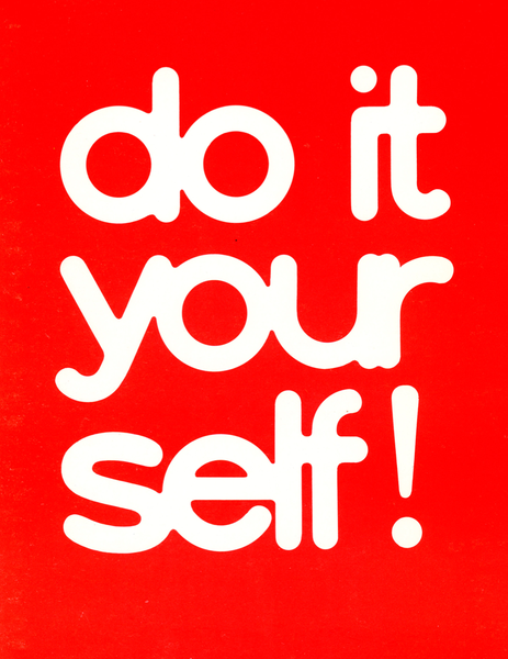 Image of Do It Yourself / Hang in There, Baby
