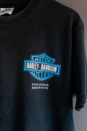 Image of Vintage Harley Davidson, Mexico Tijuana