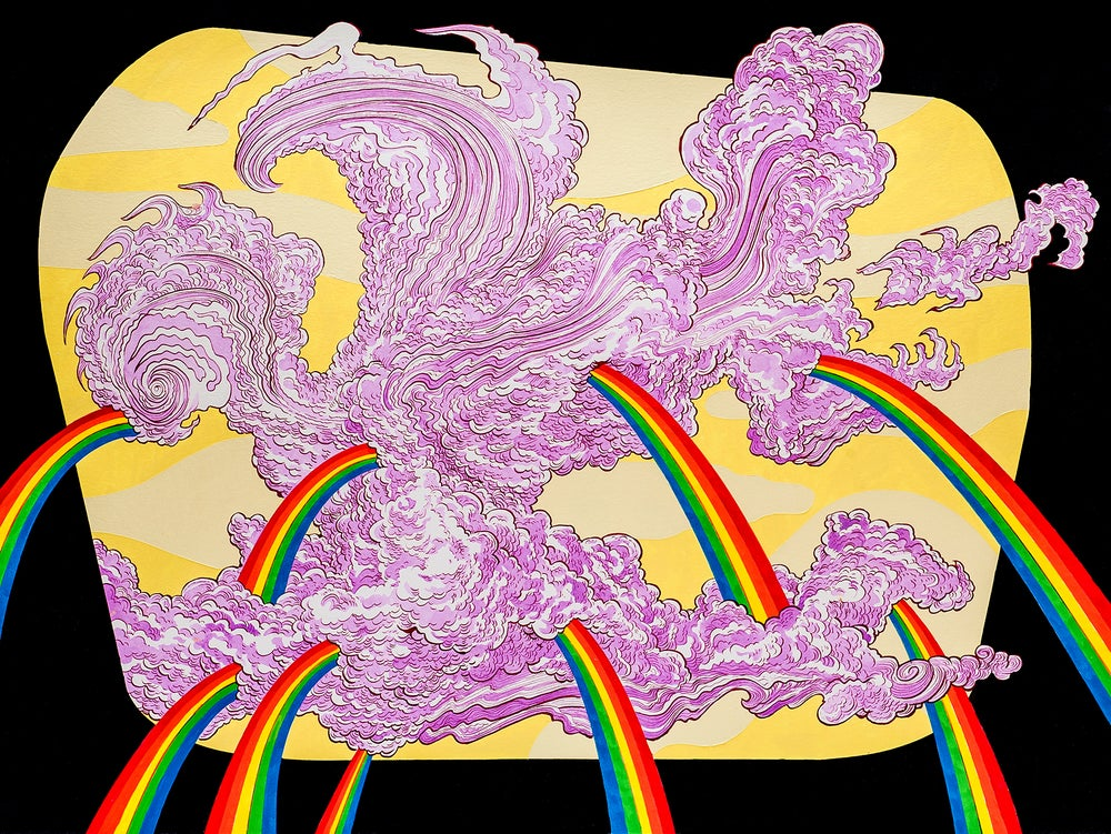 Image of Face the Rainbow