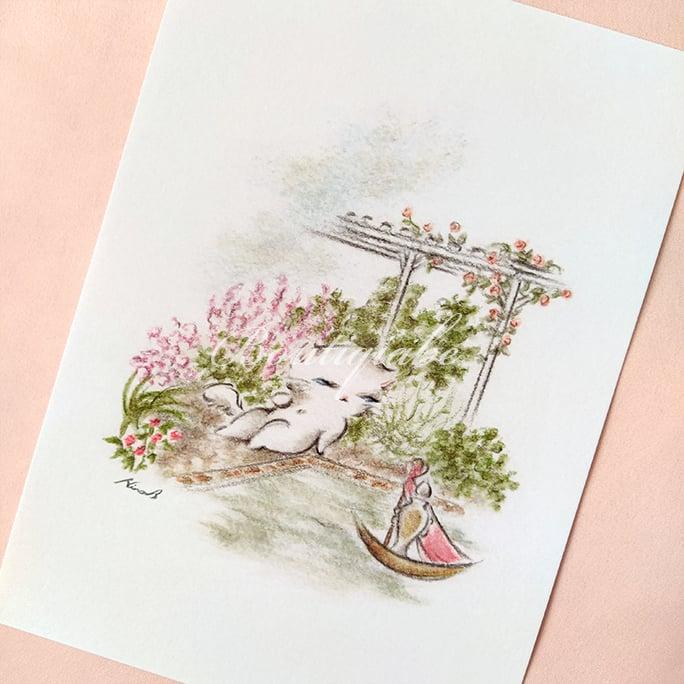 Image of La Pergola - Art Print