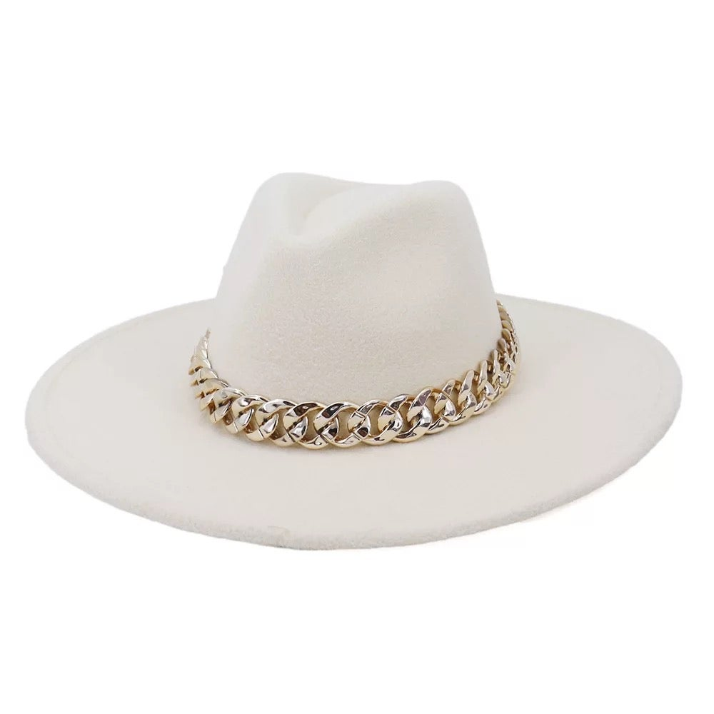 "Image of ""Boss Business"" Fedora Hat"
