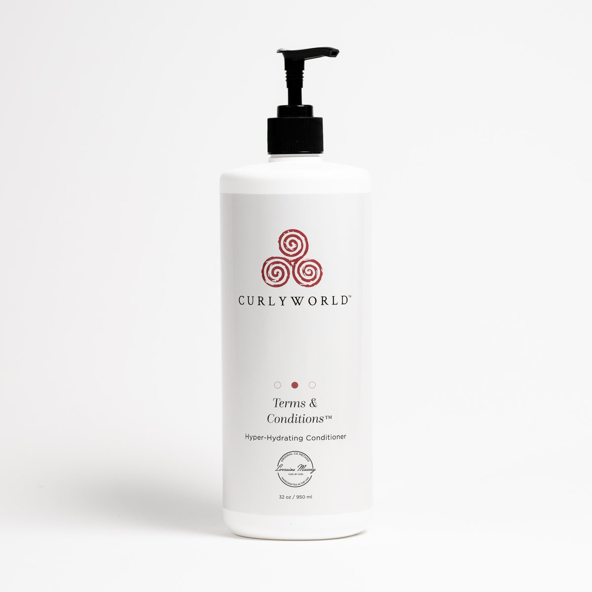 Image of CurlyWorld 'Terms & Conditions™' All Inclusive Conditioner