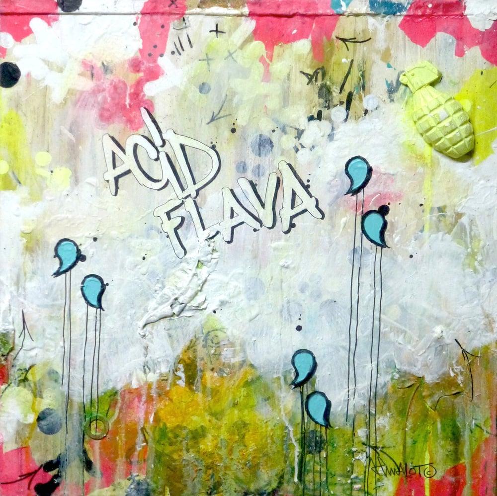 Image of ACID FLAVA. 2015