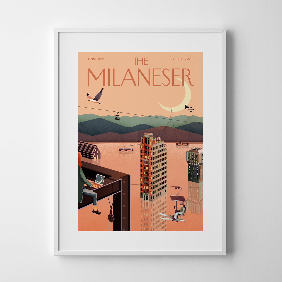 Image of The Milaneser #90