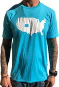 """Image of THE DENVER SHOP """"OUR STATE"""" TEE"""