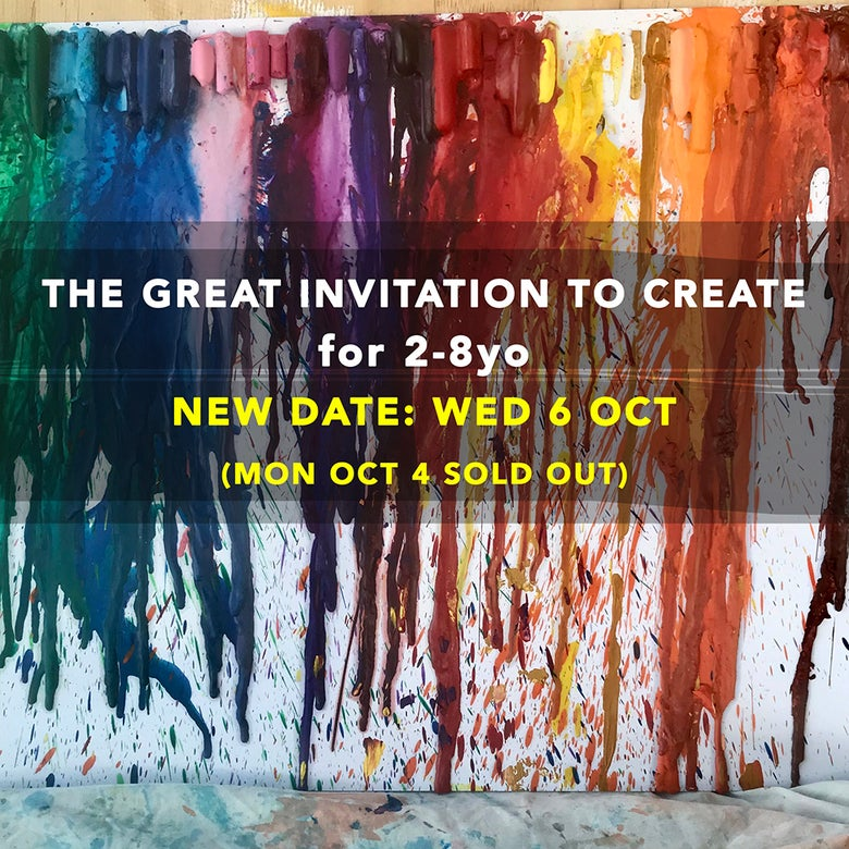 Image of The Great Invitation to Create 2