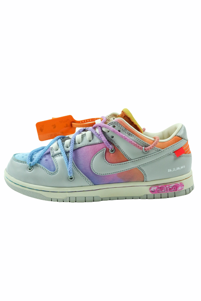 Image of Nike Dunk x Offwhite Lot 22.1