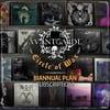 Avantgarde Music 'Circle of Wax' biannual plan (3x bundles)