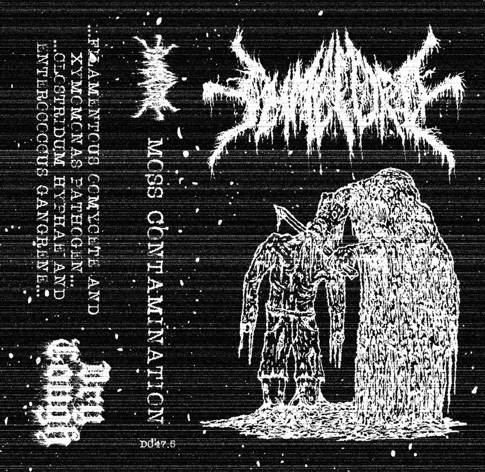 Image of Slimelord - Moss Contamination EP Cassette (DC47.5)