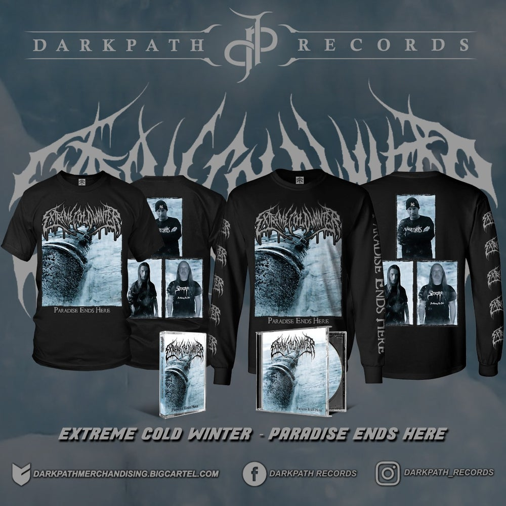Image of EXTREME COLD WINTER - Paradise Ends Here (Bundle Package)