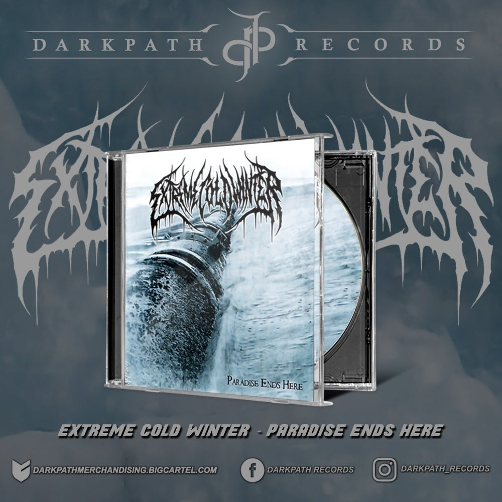 Image of EXTREME COLD WINTER - Paradise Ends Here CD & Tape