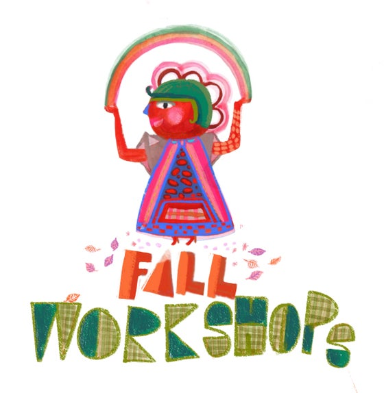 Image of Fall Workshop Package