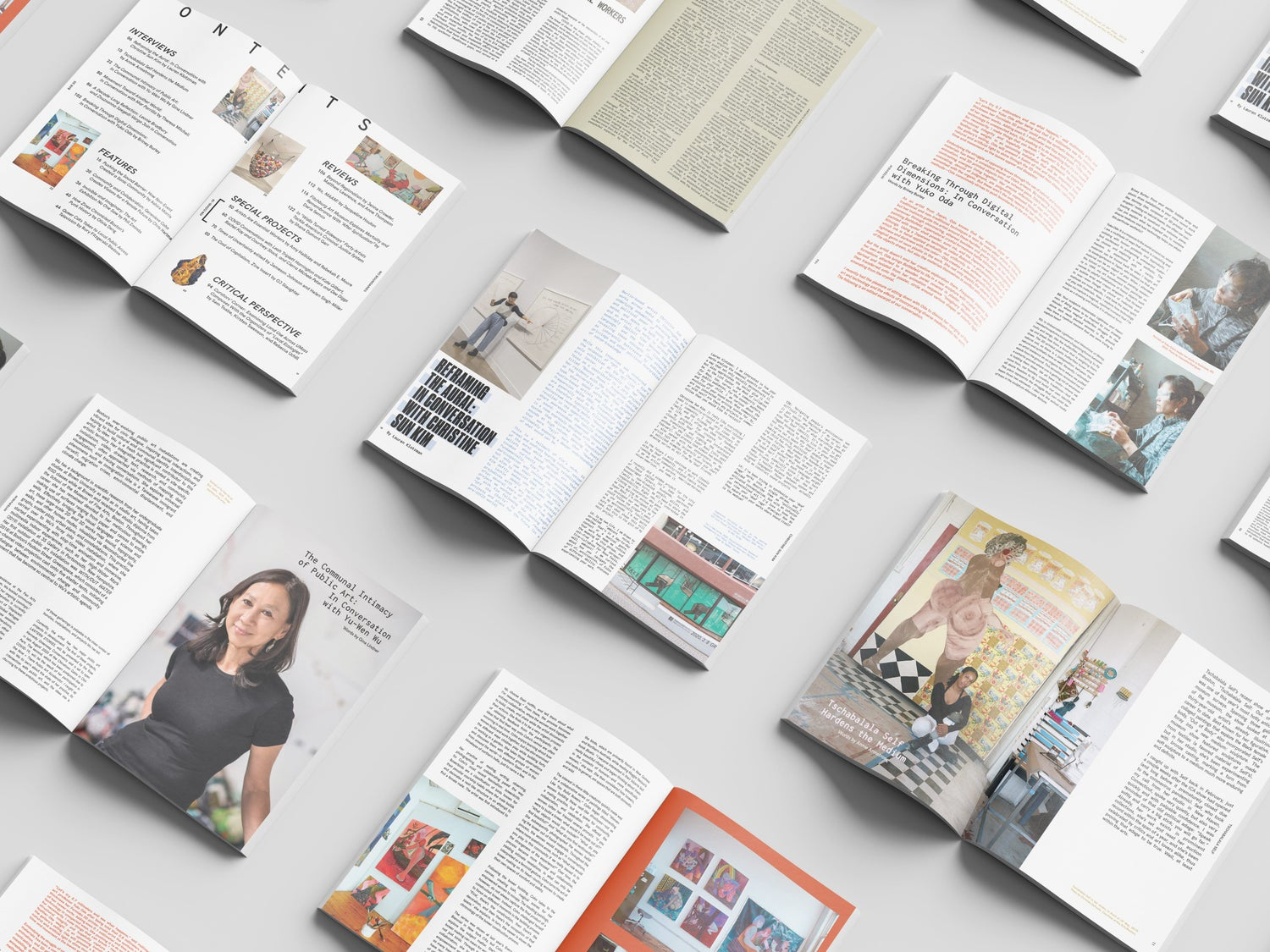 Image of Print Yearly Subscription