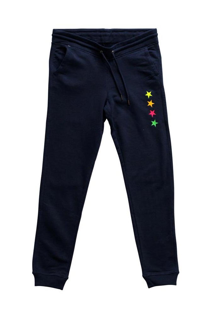 Image of Navy Joggers