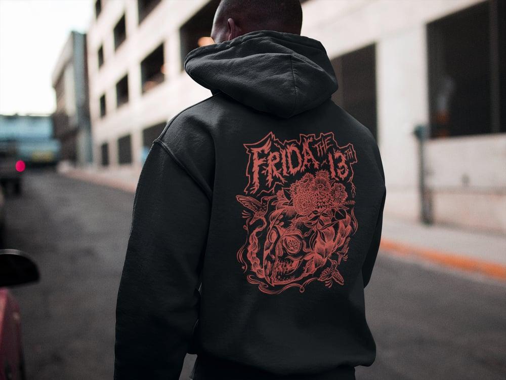 Frida the 13th Hoodie