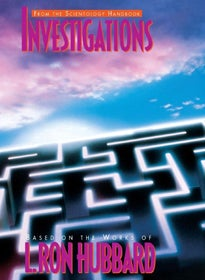 Image of Investigations Booklet