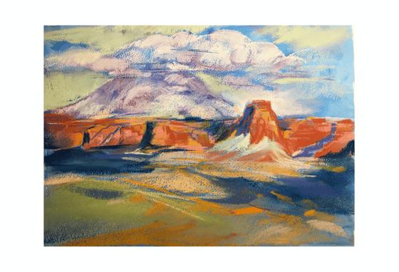 Image of Art Prints of Southwest Landscapes