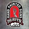 Hurfer Hand & Skulls Sticker