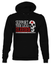 D.M.W.W.-SUPPORT YOUR LOCAL BLEEDER HOODIE