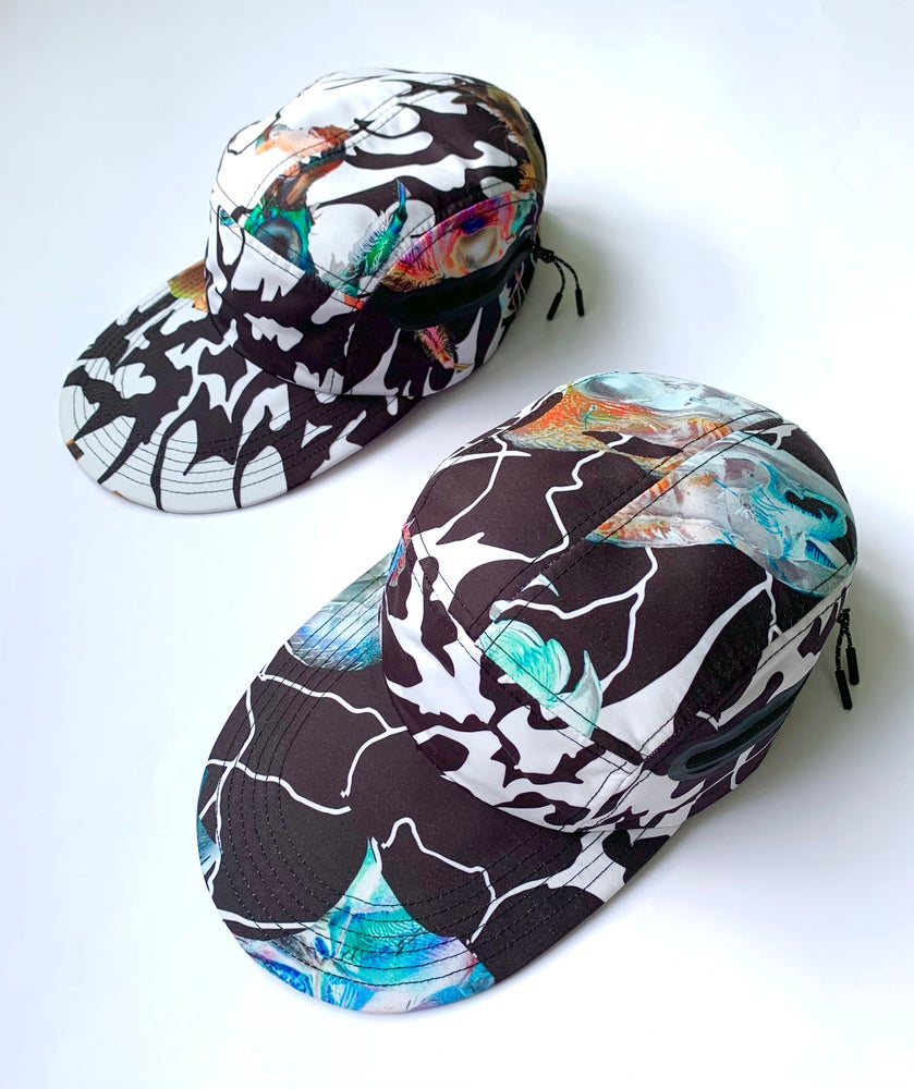 Image of Ungeziefer' 5 panel cap