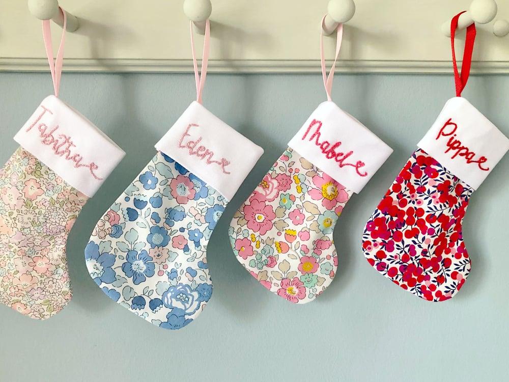 Image of Liberty Mini Stockings