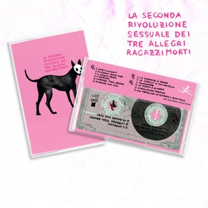 Image of Tre allegri ragazzi morti - La seconda rivoluzione sessuale (MC)
