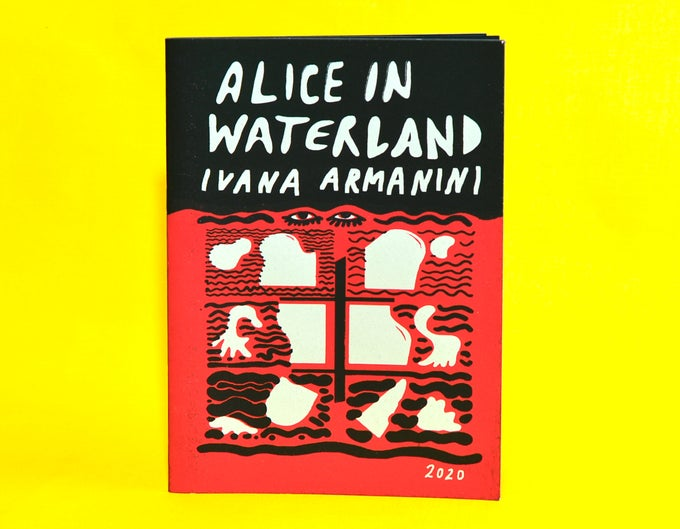 Image of ALICE IN WATERLAND