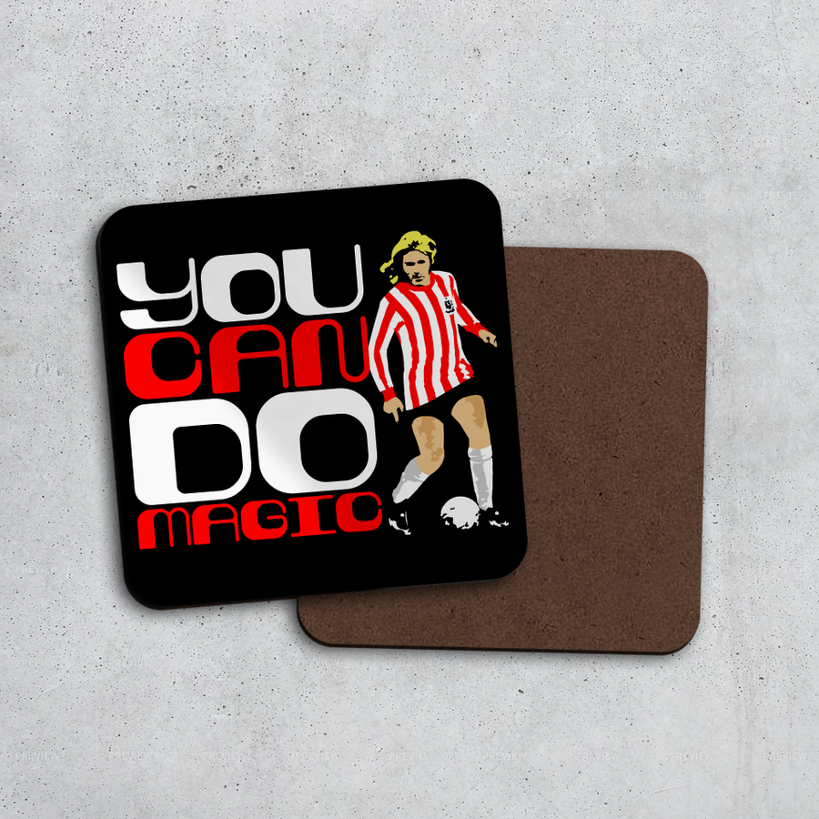 Image of Currie - You Can Do Magic Coaster