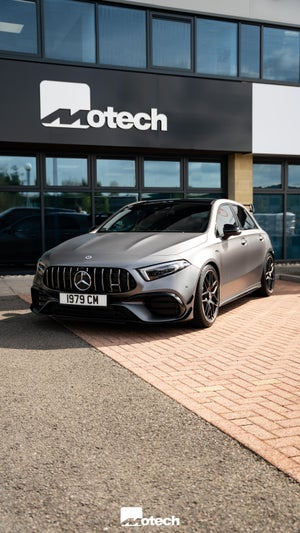 Image of Mercedes A35 A45 A45s AMG H&R Lowering Springs