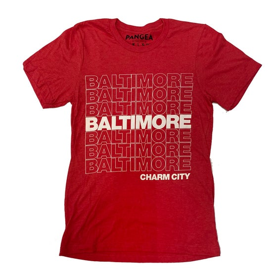 Image of Baltimore Thank You Bag Shirt