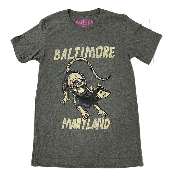 Image of Baltimore Rat Shirt