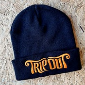 Image of Text Logo Beanie Hat