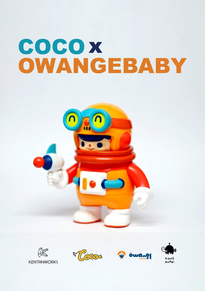 Image of Coco x Owangebaby