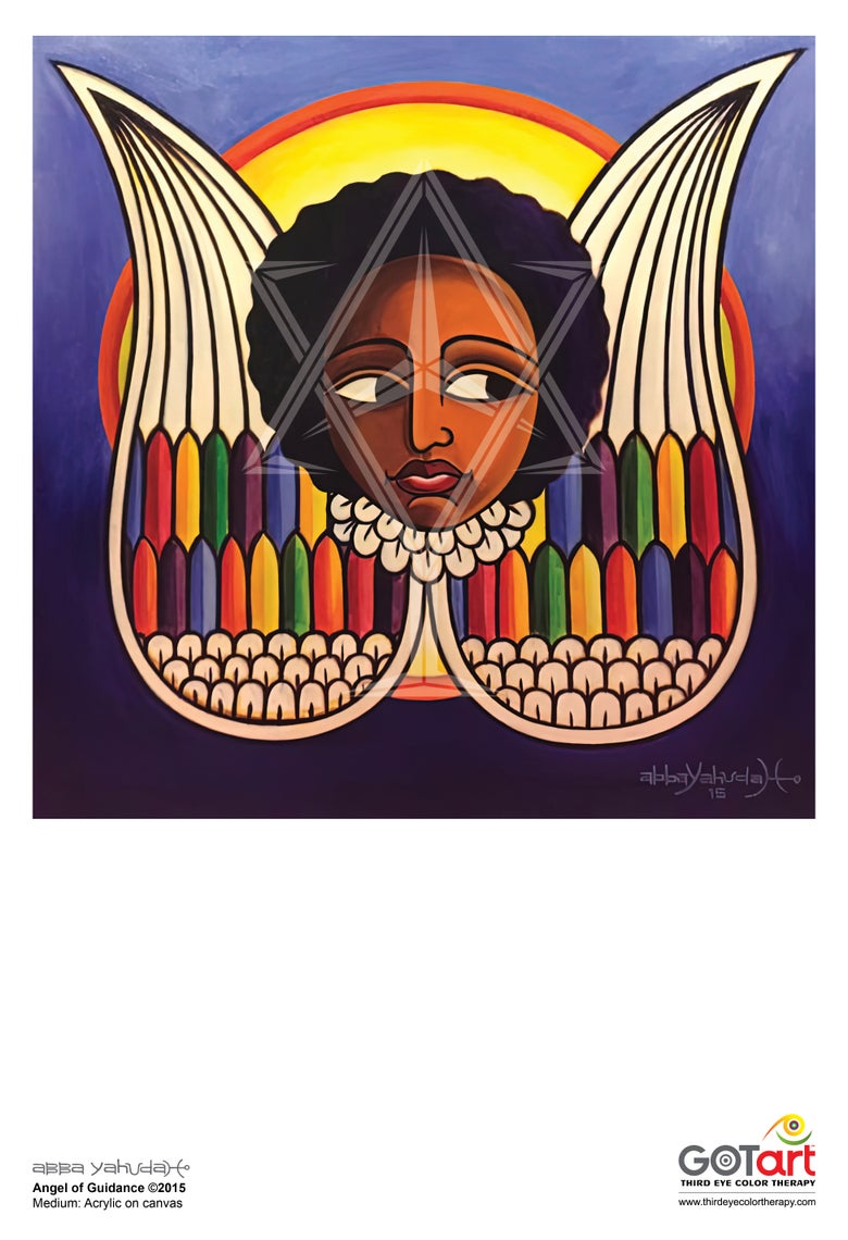 Image of Angel of Guidance ©2015 - Poster Print