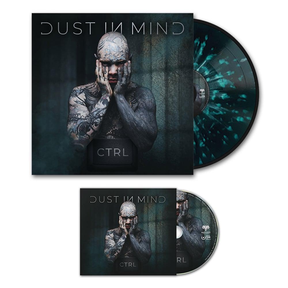 Vinyl (PRE-ORDER 2022) + Digipack CTRL