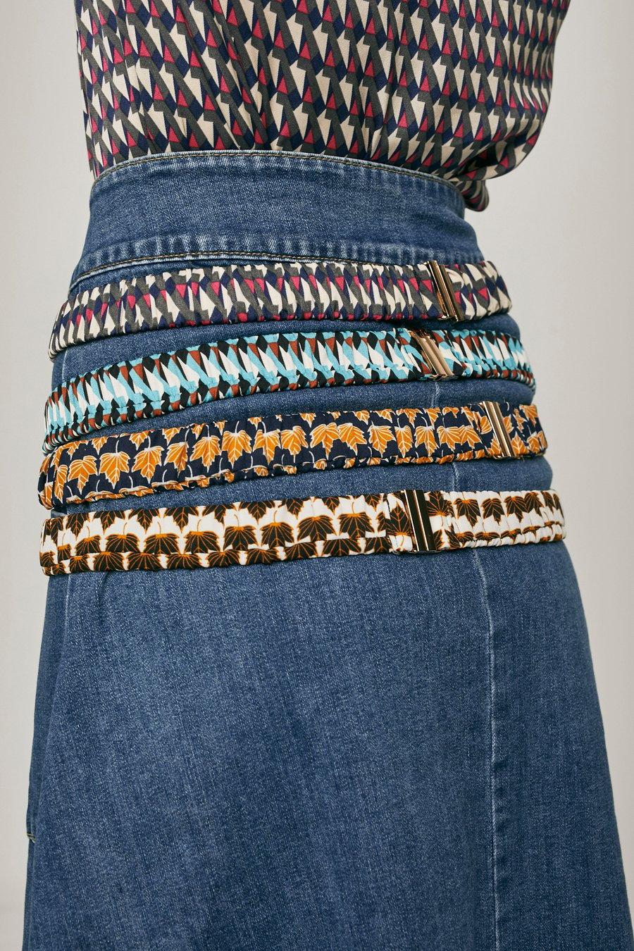 Image of Cinturones elásticos de tela