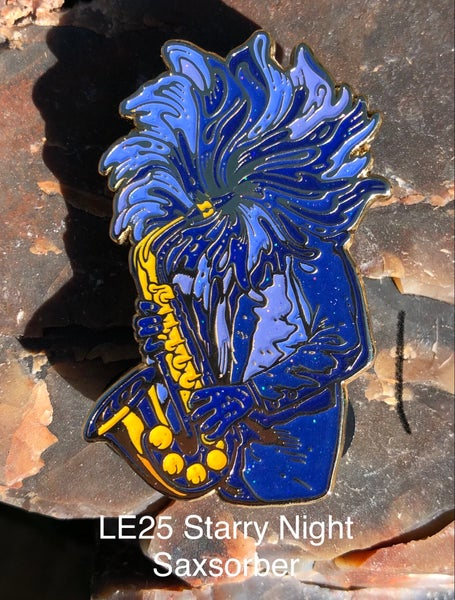 Image of Starry Night Saxsorber x epikmoore