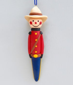 Image of 🇨🇦 New 2021 Canadian Mountie & Toy Soldier-🇨🇦 Limited Edition 🇨🇦