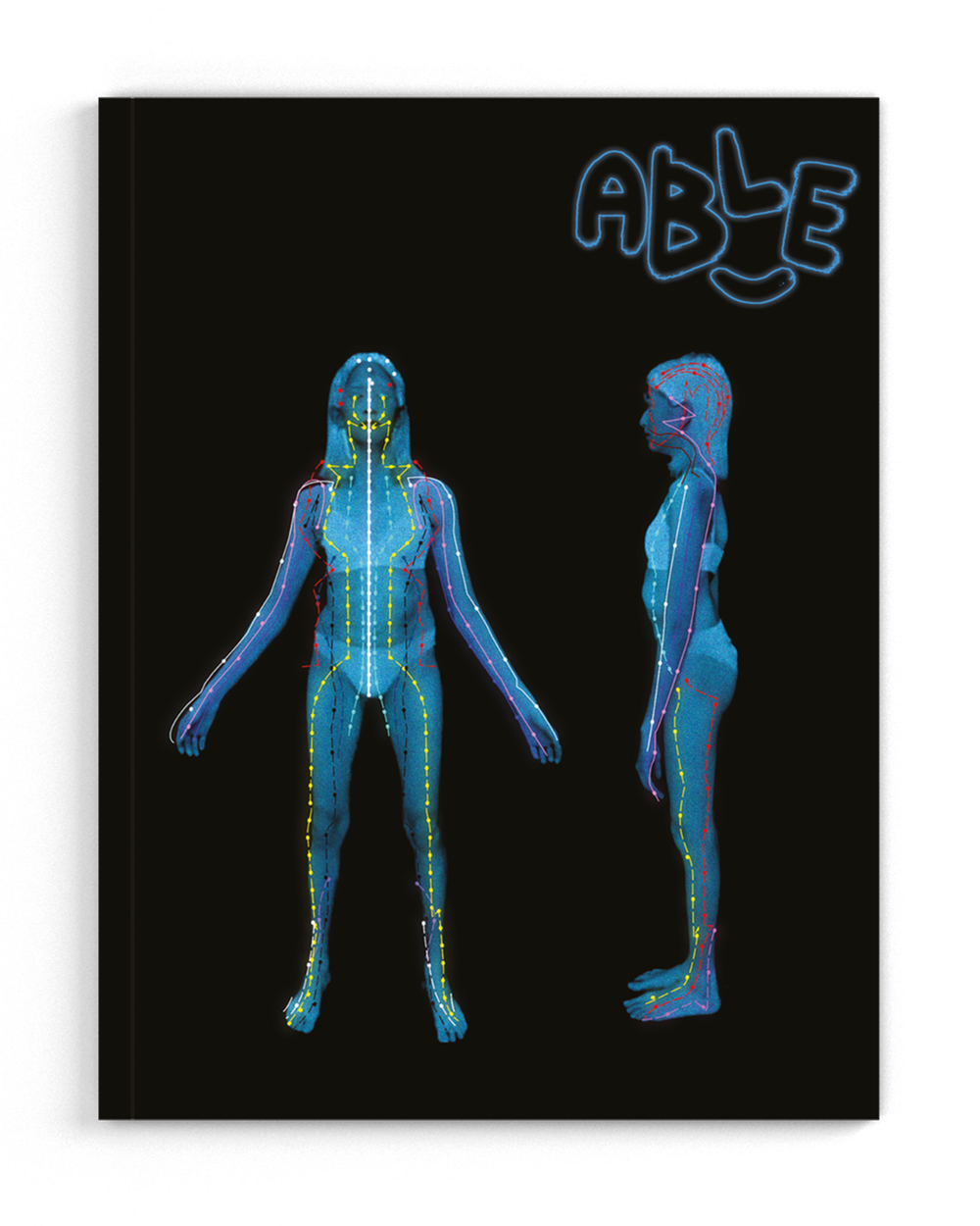 Able Zine Issue 2 COVER 4