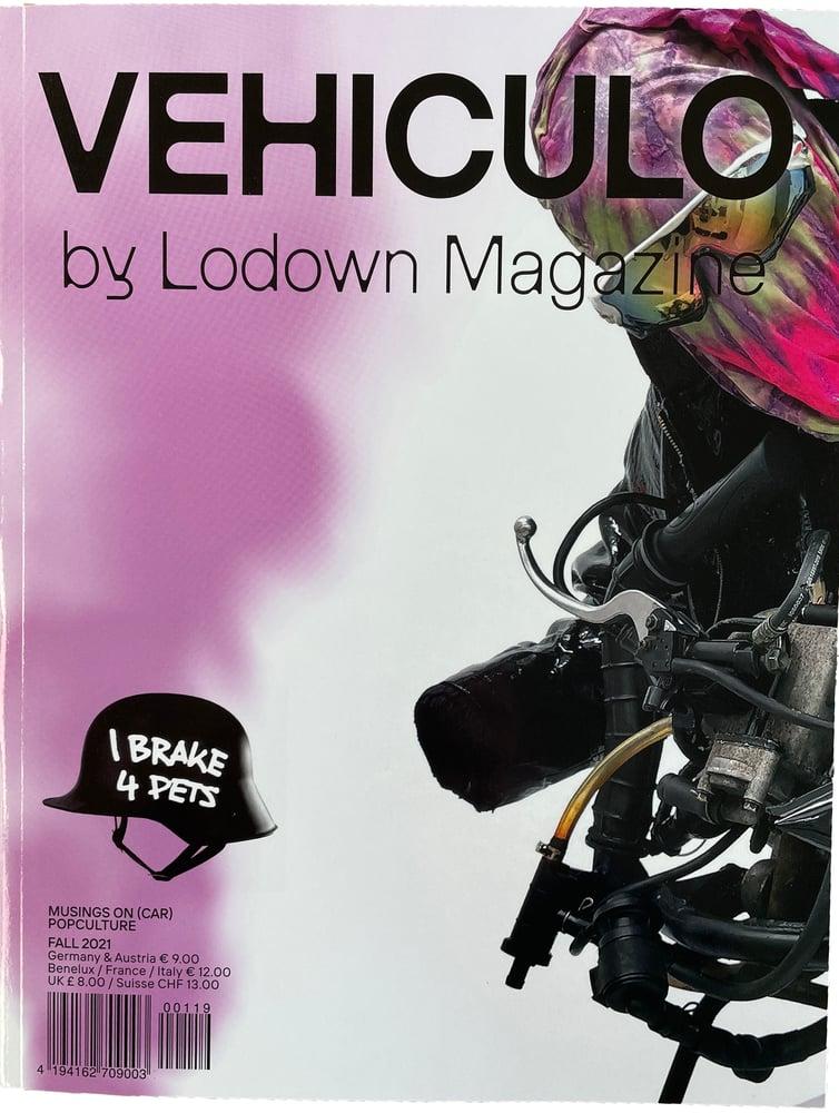 Image of Vehicle/ Vehiculol Magazine (4)