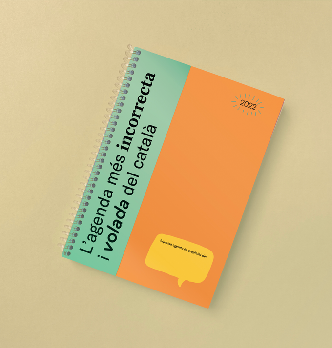 Image of PREVENDA - Agenda anual 2022
