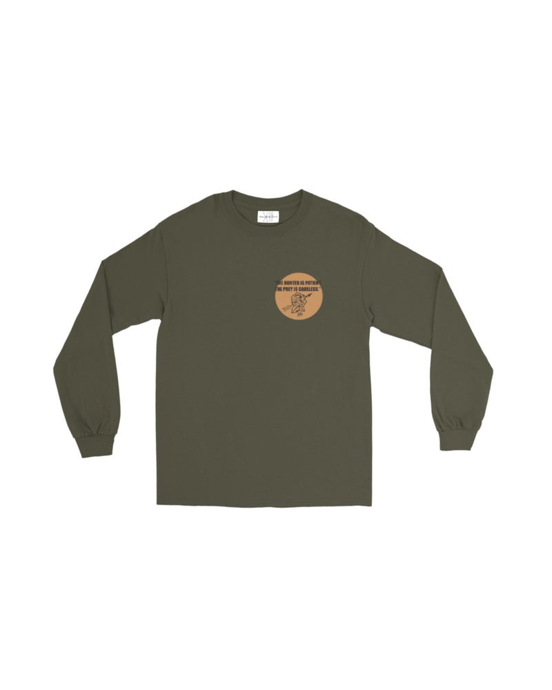 Image of ABG Hunter Club Green Long Sleeve