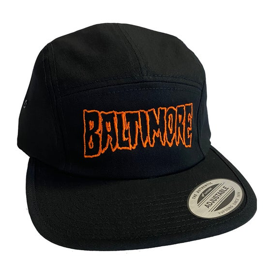 Image of Baltimore Spooky Camper Hat