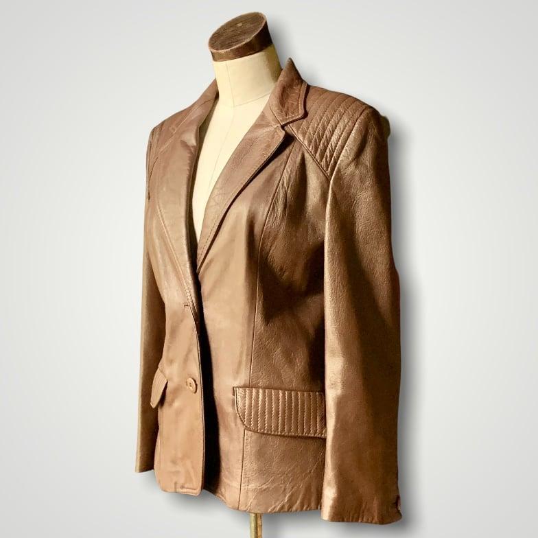 Skin Gear Leather Jacket Medium