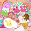 yummy buddies stickers