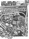 "Katamari Damacy (Mondo) • L.E. Official Poster (18"" x 24"")"
